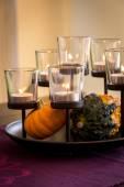 エレガントな感謝祭秋の装飾 — ストック写真