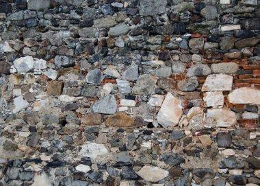Lazarus castle stone wall