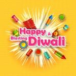 Happy Diwali — Stock Vector #54868047
