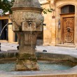 Ancient fountain in Provence — Stock Photo #54530867
