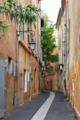 Street in old Aix en Provnece — Stock Photo