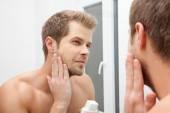 Morning hygiene — Stock Photo