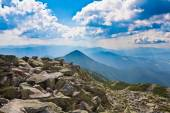 Mountain in HDR — Stock Photo