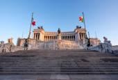 Altare Della Patria - Rome — Zdjęcie stockowe