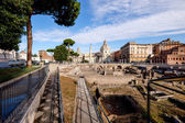 Fori Romani — Стоковое фото