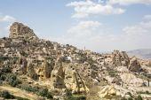 Uchisar, Cappadocia, Nevsehir — Stock Photo