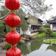 Master of the Nets Garden in Suzhou, China — Stock Photo #66817757