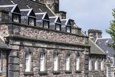 The Governor's House in Edinburgh Castle, Scotland — Stock Photo