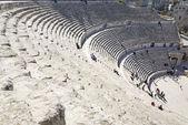 The Roman theater in Amman, Jordan — Stock Photo