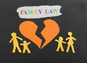 Family Law — Stock Photo