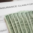 Claim and money — Stock Photo #61246999