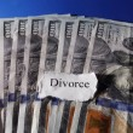 Divorce hundreds — Stock Photo #61295945