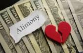 Heart and Alimony — Stock Photo