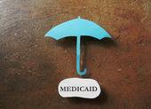 Medicaid protection — Stock Photo
