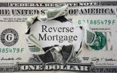 Reverse Mortgage — Stock Photo