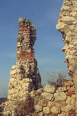 Ruin fortification walls — Foto de Stock