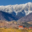 Piatra Craiului mountains, Romania — Stock Photo #63500685