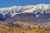 Piatra Craiului mountains, Romania — Stock Photo