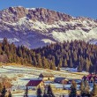 Bucegi mountains landscape, Romania — Stock Photo #63714287