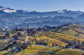 Countryside mountain landscape — Stock Photo