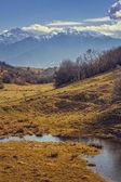 Bucegi mountains, Romania — Stock Photo