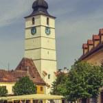 The Council Tower, Sibiu, Romania — Stock Photo #72669303