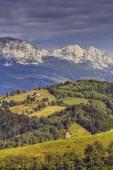 Mountain rural scenery — Stock Photo