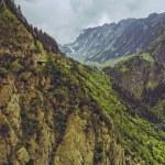 ������, ������: Transfagarasan mountain scenery