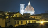 Florence city centre — Stock Photo
