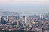 Istanbul skyline — Stock Photo