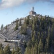 Sulfer Mountain Banff Gondola and observation center — Stock Photo #57160913