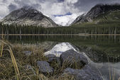 Buller Pond Panoramic — Stock Photo