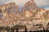 Castle Escarpment Alberta Canada — Stock Photo