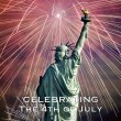 Statue Of Liberty on 4th of July — ストック写真 #74751721