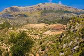 Serra de Tramuntana - Mountains Range on Mallorca, Balearic Islands, Spain — Stock Photo