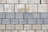 Stone wall to be used as background — Stock Photo