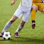 Soccer playe — Stock Photo #79915414