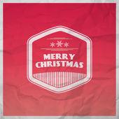 Christmas Joy background — Stock Vector