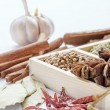 Постер, плакат: Framed collection of spices