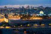 エルサレムの神殿 — ストック写真