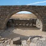 Biblical town of Korazim — Stock Photo #58870097
