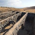 Remains in Korazim — Stock Photo #58870155