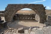 Biblical town of Korazim — Stock Photo