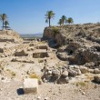Tel Megiddo National park — Stock Photo #61460573