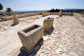 Tel Megiddo National park — Stok fotoğraf
