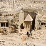 Tomb of the  Zechariah — Stock Photo #62344845