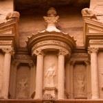 The treasury of Petra — Stock Photo #66063975
