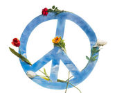 Peace symbols — Stock Photo