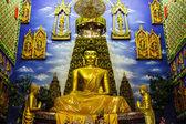 Thailand Buddha Temple — Stock Photo