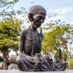 BANGKOK - DECEMBER 6: art exhibit his Kho Yai art  Museum in Ban — Stock Photo #60494213